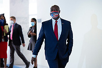 United States Senator Tim Scott (Republican of South Carolina) arrives to GOP Policy Luncheons at the United States Capitol in Washington D.C., U.S., on Wednesday, June 24, 2020.  Credit: Stefani Reynolds / CNP/AdMedia