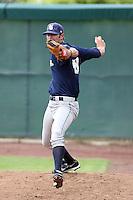 Matt Miller - Helena Brewers, 2010 Pioneer League.Photo by:  Bill Mitchell/Four Seam Images..