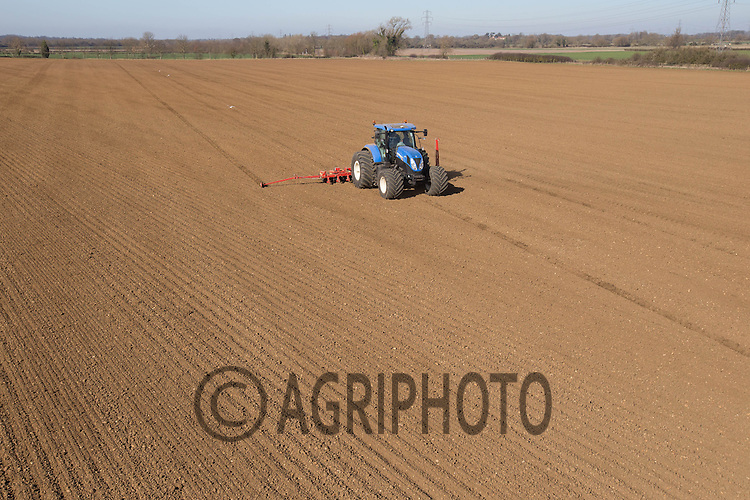 Drilling Sugar Beet<br /> Picture Tim Scrivener 07850 303986