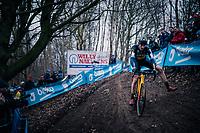 AERTS Toon (BEL/Telenet Fidea Lions)<br /> <br /> Brussels Universities Cyclocross (BEL) 2019<br /> Elite Men's Race<br /> DVV Trofee<br /> ©kramon