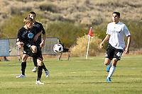 2010 US Soccer Development Academy Winter Showcase U17/18 Chicago Magic vs FC Greater Boston at Reach 11 Soccer Complex in Phoenix, Arizona in December of  2010.
