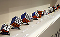 Rubik's Cube 40th anniversary