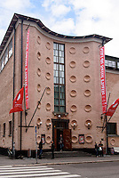 Kunsthalle in Helsinki, Finnland