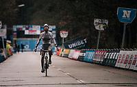cx world champion Ceylin del Carmen Alvarado (NED/Alpecin-Fenix) winning the Women's race of the X2O Herentals Cross 2020 (BEL)<br /> <br /> ©kramon