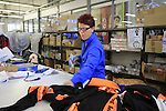 Santini Factory, Lallio, Italy. 30th September 2015.<br /> Picture: Eoin Clarke | Newsfile