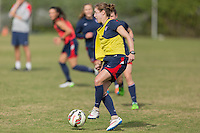 Carson, CA. - Friday, January 16, 2015: USWNT Training at StubHub Center.