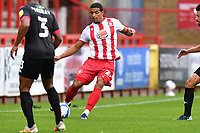 Luther Wildin of Stevenage F.C. during Stevenage vs Salford City, Sky Bet EFL League 2 Football at the Lamex Stadium on 3rd October 2020
