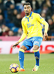 UD Las Palmas' Kevin-Prince Boateng during La Liga match. March 1,2017. (ALTERPHOTOS/Acero)