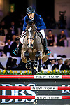 Olivier Robert of France riding Vivaldi Des Meneaux competes in the Masters One DBS during the Longines Masters of Hong Kong at AsiaWorld-Expo on 11 February 2018, in Hong Kong, Hong Kong. Photo by Ian Walton / Power Sport Images