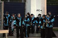 Marching Band formiert sich für die Halbzeitshow