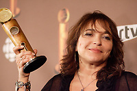 Montreal (Qc) CANADA - March 29 2009 - Jutras award (for Quebec Cinema)  : Lyne Charlebois, Meilleure Realisation (Best director) , Bordeline