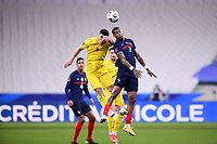 24th March 2021; Stade De France, Saint-Denis, Paris, France. FIFA World Cup 2022 qualification football; France versus Ukraine;  03 PRESNEL KIMPEMBE (FRA)