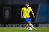 17th November 2020; Centenario Stadium, Montevideo, Uruguay; Fifa World Cup 2022 Qualifying football; Uruguay versus Brazil; Éverton Ribeiro of Brazil