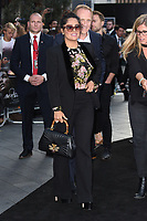 """Salma Hayek<br /> arriving for the """"Mother!"""" premiere at the Odeon Leicester Square, London<br /> <br /> <br /> ©Ash Knotek  D3305  06/09/2017"""