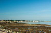 Portgordon and Spey Bay from Buckie, Moray
