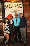 Fetch Clay, Make Man Opening Night: Des McAnuff, John Earl Jelks, Richard Masur, Nikki M. James