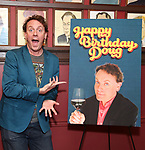 "Drew Deoege During the ""Happy Birthday Doug"" photo call at Sardi's Restaurant on February 5, 2020 in New York City."