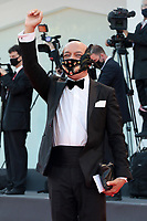 VENICE, ITALY - SEPTEMBER 12: Principe Maurice walks the red carpet ahead of closing ceremony at the 77th Venice Film Festival on September 12, 2020 in Venice, Italy. <br /> CAP/MPI/AF<br /> ©AF/MPI/Capital Pictures