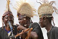 A scene from the 2009 Argungu Fishing Festival