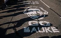 "Bauke Mollema (NED/Trek-Segafredo) @ ""Dutch Corner"" (#7)<br /> <br /> Stage 12: Bourg-Saint-Maurice / Les Arcs > Alpe d'Huez (175km)<br /> <br /> 105th Tour de France 2018<br /> ©kramon"
