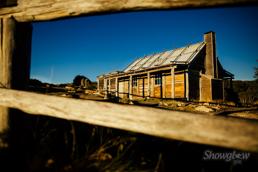 Image Ref: HC128<br /> Location: Craig's Hut, Mt Buller<br /> Date: 22 March, 2015