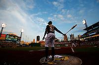 August 18, 2015: Arizona Diamondbacks vs Pittsburgh Pirates
