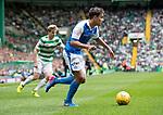 Celtic v St Johnstone …26.08.17… Celtic Park… SPFL<br />Aaron Comrie<br />Picture by Graeme Hart.<br />Copyright Perthshire Picture Agency<br />Tel: 01738 623350  Mobile: 07990 594431