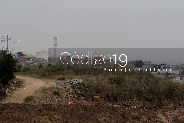 Campinas (SP), 09/09/2021 - Clima - Clima na cidade de Campinas (SP), nesta quinta-feira (9), o céu da cidade tem algumas nuvens, mas está mais acinzentado e opaco por causa da poluição do ar.