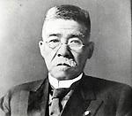 Undated - Kisaburo Suzuki, who was a Japanese Politician in Taisho, Showa Period.  (Photo by Kingendai Photo Library/AFLO)