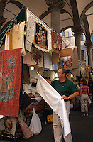 Italien, Toskana, Florenz, auf dem Mercado Nuovo