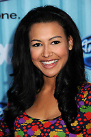13 July 2020 - Naya Rivera, the actress best known for playing cheerleader Santana Lopez on Glee, has been confirmed dead. Rivera, 33, is believed to have drowned while swimming in the lake with her 4-year-old son, who was found asleep on their rental pontoon boat after it was overdue for return. 05 March 2009 - Los Angeles, CA - Naya Rivera. American Idol Top 12 Party held at Area. Photo Credit: Byron Purvis/AdMedia