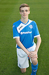 St Johnstone Academy Under 17's…2016-17<br />Ben Fraser<br />Picture by Graeme Hart.<br />Copyright Perthshire Picture Agency<br />Tel: 01738 623350  Mobile: 07990 594431