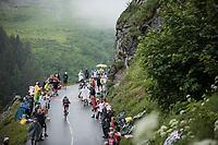 Ruben Fernandez (ESP/Cofidis) up the Col de la Colombière<br /> <br /> Stage 8 from Oyonnax to Le Grand-Bornand (150.8km)<br /> 108th Tour de France 2021 (2.UWT)<br /> <br /> ©kramon