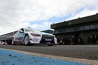 Round 5 of the 2021 British Touring Car Championship. #16 Aiden Moffat. Laser Tools Racing. Infiniti Q50.