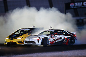 Formula DRIFT Black Magic Pro Championship<br /> Round 7<br /> Texas Motor Speedway, Fort Worth, TX USA<br /> Saturday 9 September 2017<br /> Fredric Aasbo, Rockstar Energy Drink / Nexen Tire Toyota Corolla iM<br /> Ken Gushi, Greddy Performance / Nexen Tire Toyota GT86<br /> World Copyright: Larry Chen<br /> Larry Chen Photo