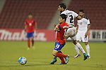 Iraq vs Korea Republic during the AAFC U23 Championship 2016 Group C match on January 19, 2016 at the Grand Hamad Stadium in Doha, Qatar. Photo by Karim Jaafar / Lagardère Sports