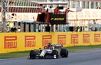 13th September 2020; Mugello race track, Scarperia e San Piero, Tuscany, Italy ; Formula 1 Grand Prix of Tuscany, Race Day;  7 Kimi Raikkonen FIN, Alfa Romeo Racing ORLEN
