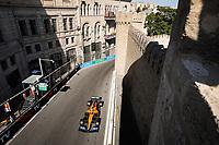 04 NORRIS Lando (gbr), McLaren MCL35M, action during the Formula 1 Azerbaijan Grand Prix 2021 from June 04 to 06, 2021 on the Baku City Circuit, in Baku, Azerbaijan -<br /> FORMULA 1 : Grand Prix Azerbaijan <br /> 05/06/2021 <br /> Photo DPPI/Panoramic/Insidefoto <br /> ITALY ONLY