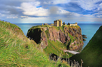 SC - Prov. ABERDEENSHIRE<br /> Dunottar Castle at Stonehaven<br /> <br /> Full size: 61,8 MB