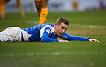 Motherwell v St Johnstone.....20.01.13      SPL.Steven Maclean rues a missed chance.Picture by Graeme Hart..Copyright Perthshire Picture Agency.Tel: 01738 623350  Mobile: 07990 594431