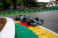 28th August 2021; Spa Francorchamps, Stavelot, Belgium: FIA F1 Grand Prix of Belgium, qualifying sessions;   5 Sebastian Vettel GER, Aston Martin Cognizant F1 Team