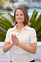 Jodie Foster Photocall at 74th Festival de Cannes