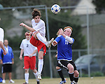 St. Martin's defeats Country Day 2-1 following a PK Shootout to capture co-district honors between the two schools.