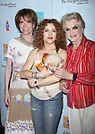 Mary Tyler Moore & Bernadette Peters & Angela <br />attending A Star-Studded Dog and Cat Adopt-A-Thon, BROADWAY BARKS 11, sponsored by ASPCA and Pedigree in Shubert Alley, New York City.<br />July 11, 2009
