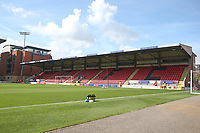 General view of the North stand during Leyton Orient vs Oldham Athletic, Sky Bet EFL League 2 Football at The Breyer Group Stadium on 11th September 2021