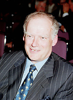 Montreal, 1999-05-06 File Photo. Hydro Quebec President Andre Caille. <br /> <br /> <br /> <br /> Photo :  (c) Pierre Roussel, 1999<br /> <br /> NOTE : Meilleur scan disponible sur demande