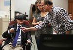 SLAPR VR training