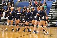 JV Volleyball 9/18/18