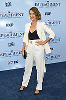 """LOS ANGELES, USA. September 02, 2021: Cobie Smulders at the premiere for FX's """"Impeachment: American Crime Story"""" at the Pacific Design Centre.<br /> Picture: Paul Smith/Featureflash"""