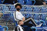 Leroy Sane (Deutschland) auf der Bank.<br /> Sport: Fussball: UEFA Nations League: 2. Spieltag: Schweiz - Deutschland, 06.09.2020<br /> <br /> Foto: Markus Gilliar/GES/POOL/Marc Schüler/Sportpics.de